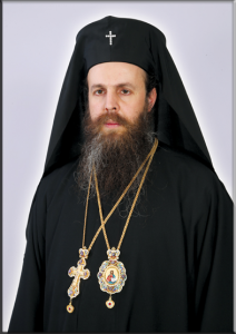 Снимка на Негово Високопреосвещенство Неврокопски митрополит Серафим
