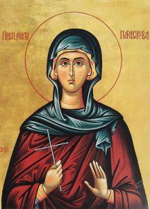 Икона на св. Петка
